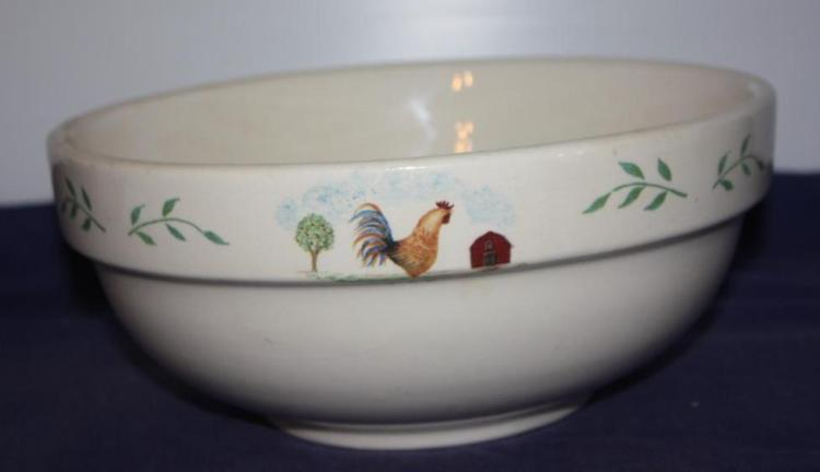 Crock Shop Mixing Bowl