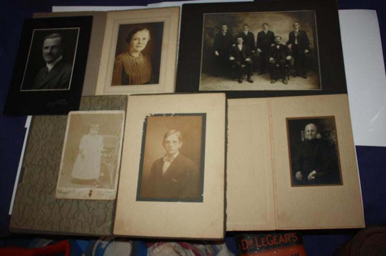Early Assorted Photos