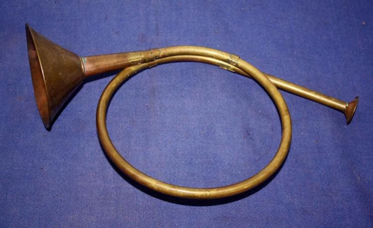 Brass Fox Hunting Horn