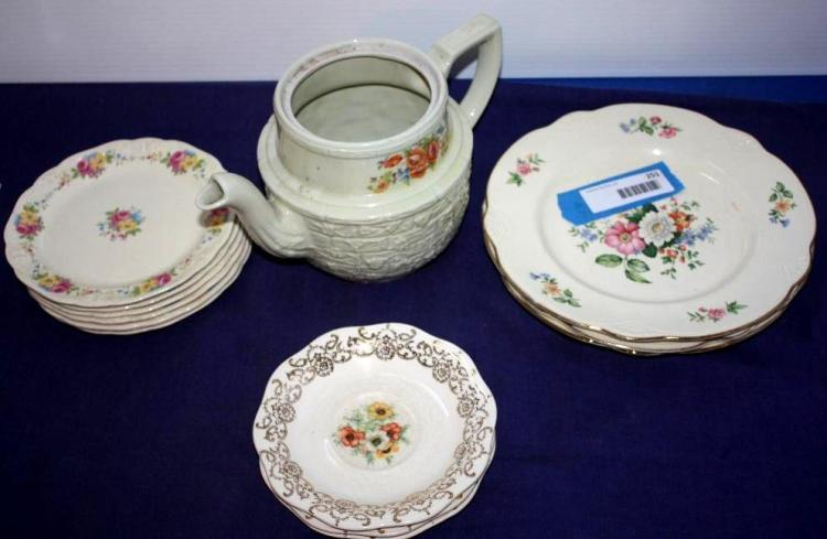 Homer Laughlin Set