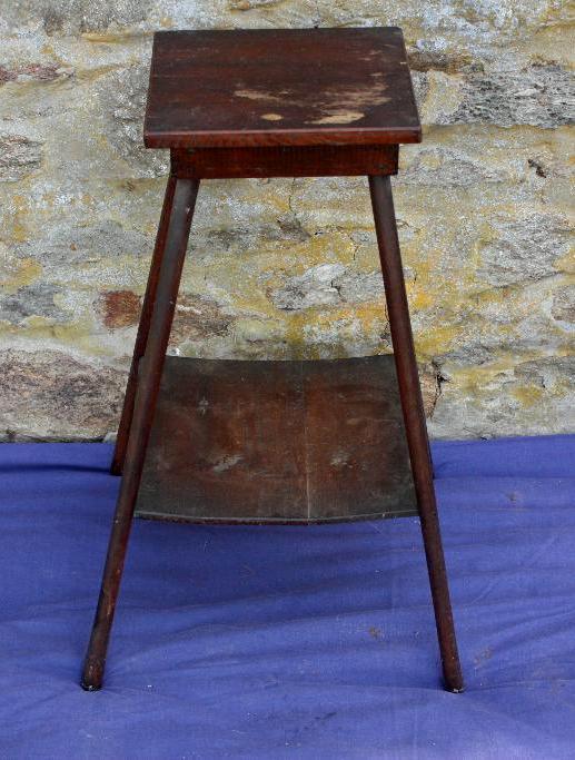 Wood Fern Stand