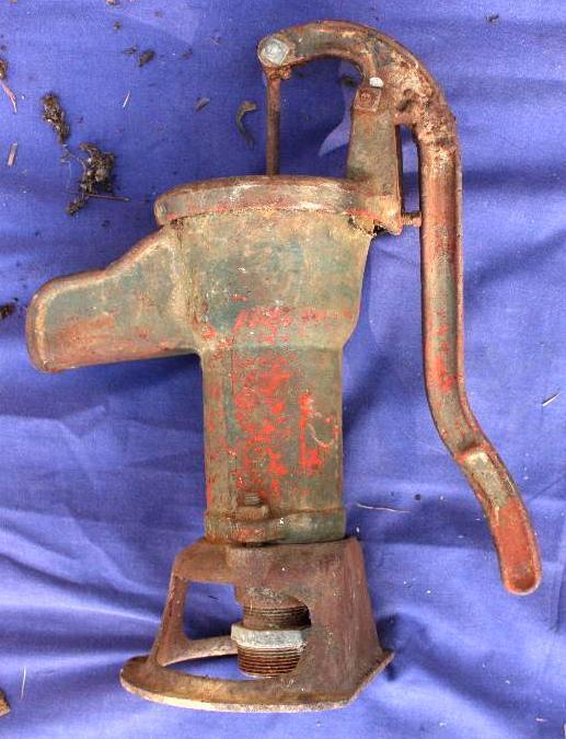Lancaster Hand Pump