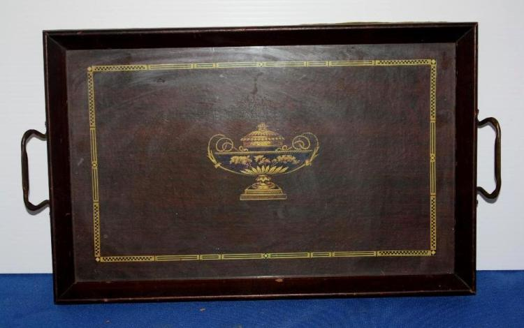 Decorative Tea Tray