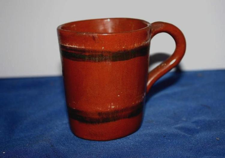 Redware Mug