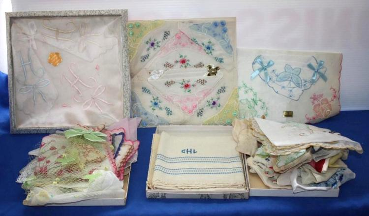 Misc. Early Hankerchiefs