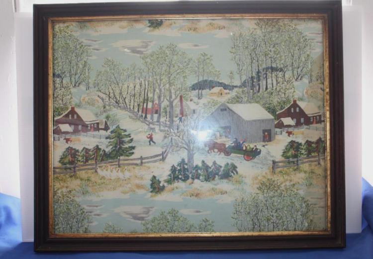 Tapestry of Small Community