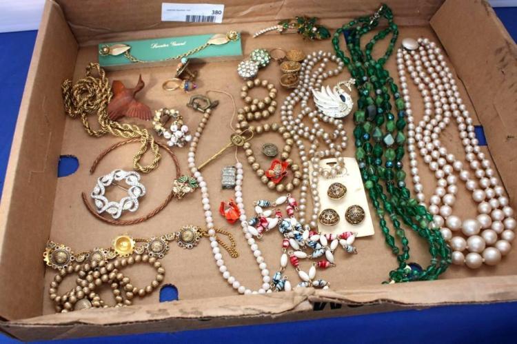 Misc. Costume Jewelry
