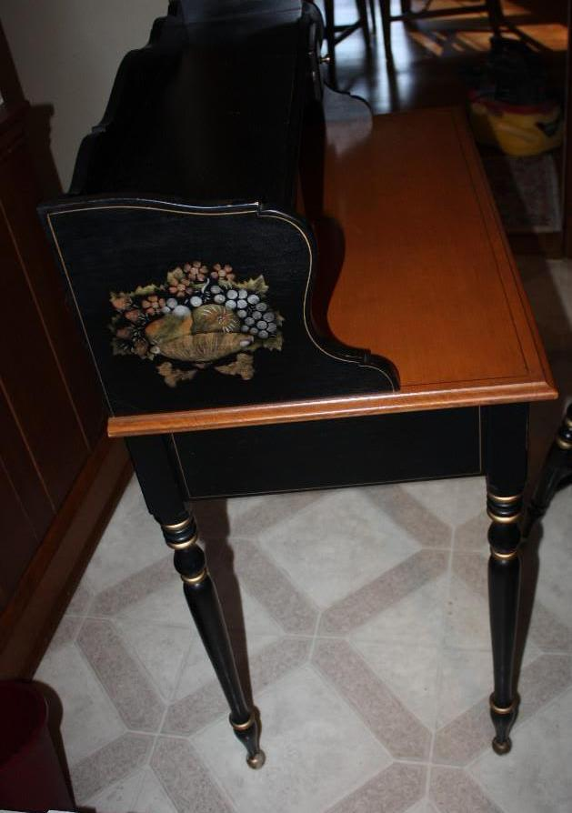 Ethan Allen Writing Desk. Under Desk Videos. Victorian Desk Chair. Tv Stand With Doors And Drawers. Plastic Side Table. Front Porch Table And Chairs. Playcraft Woodbridge Shuffleboard Table. Inversion Table For Sale Craigslist. Antique Drop Leaf Desk