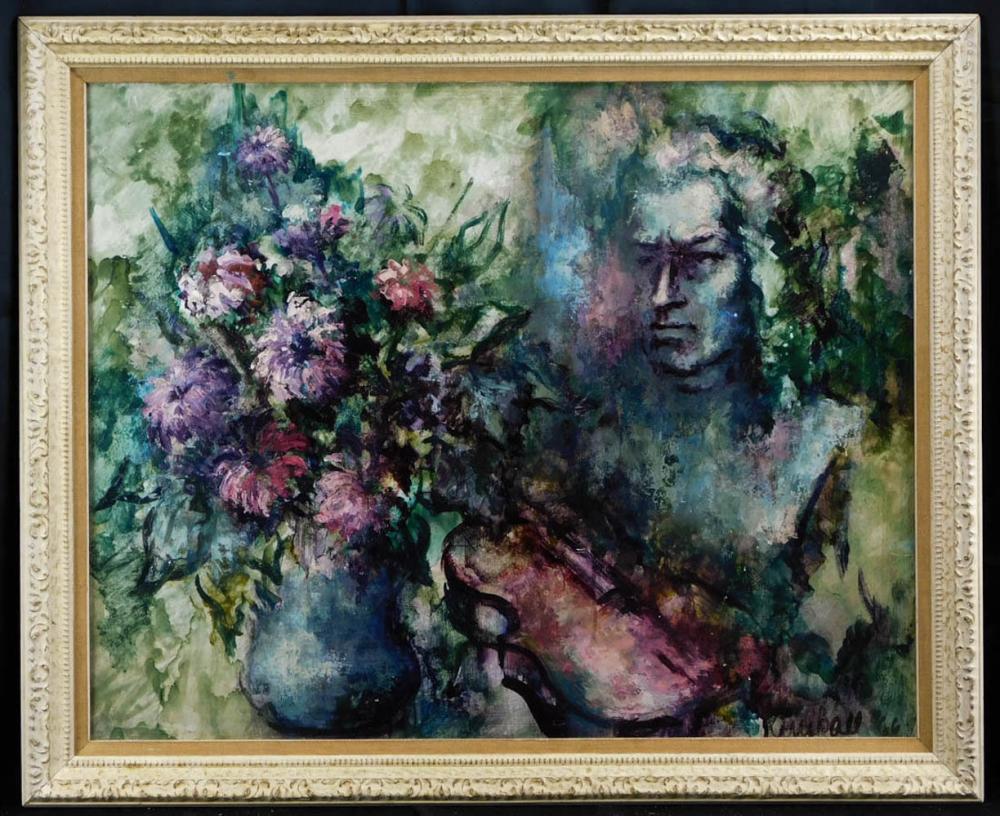 Fine Art ~ Oil Paintings ~ Watercolors
