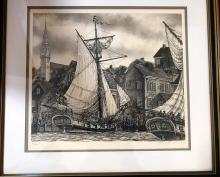 PROVIDENCE  Signedand Numbered with COA