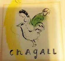 Marc Chagall Drawing