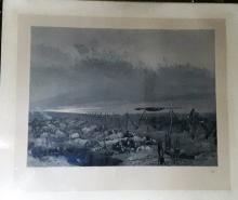 """Le Reve, Edouard Detaille, 1888 - 34 ½"""" X 41"""" W"""