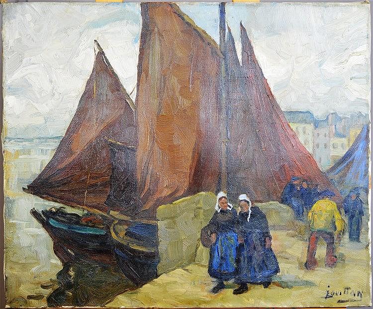 BOUILLON, Georges (1891-1943)