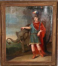 ECOLE FRANCAISE de la fin du XVIIIè siècle.