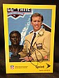 John Elway Signed/Autographed 5x7 Sprint Nextel Ad Photo Card PROOF & COA
