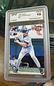 1995 Pacific Alex Rodriguez #42 Mariners Yankees Graded 10! Gem Mint