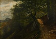 Auf der ruhen Alb; 1889