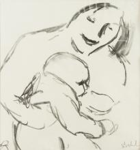 Mother and Child (study)
