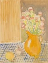 Kitt, Ferdinand - Flower Still Life, (19) 28