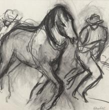 Horse and Peasant