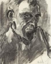 Male Portrait, 1835