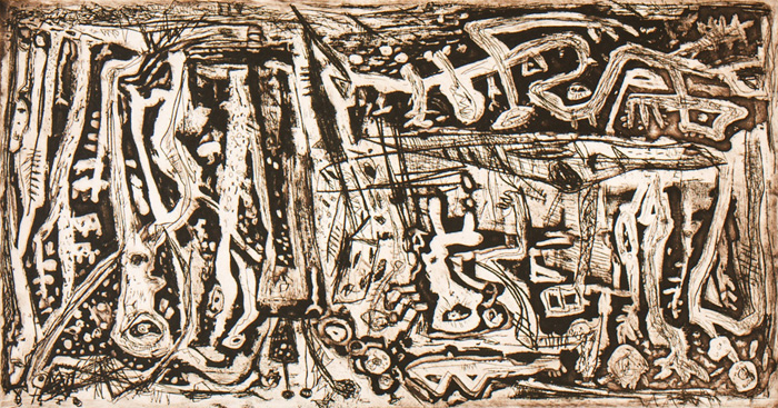Untitled; 1986