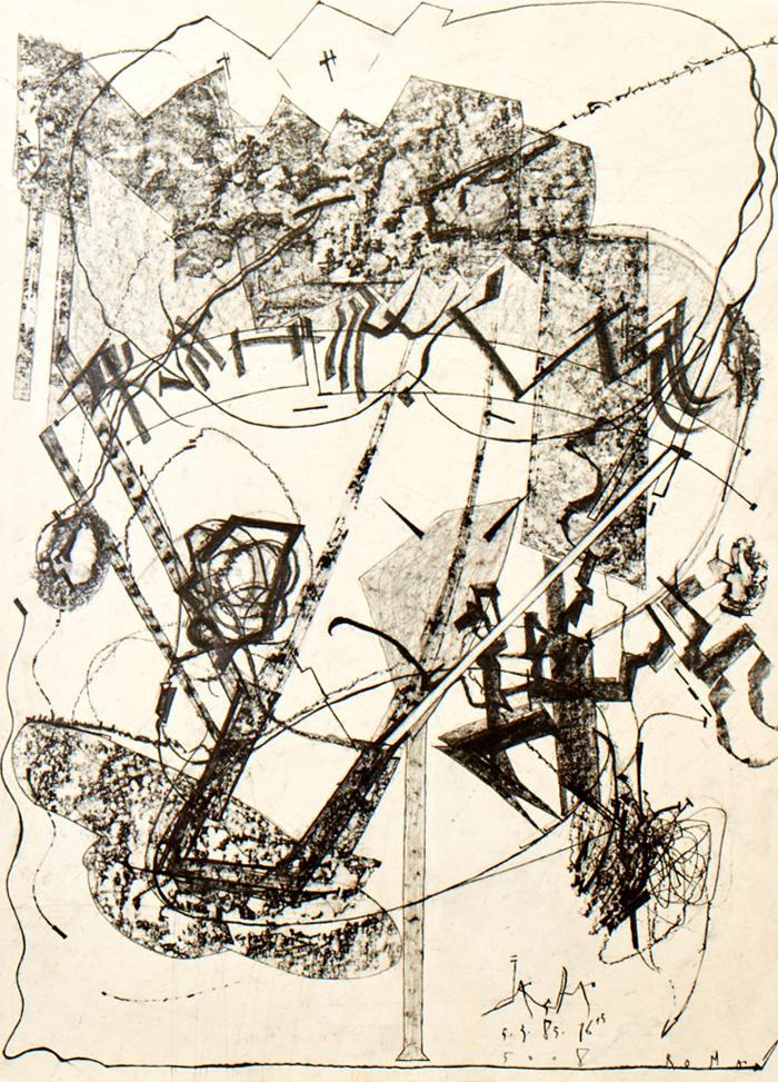 Untitled; 1985