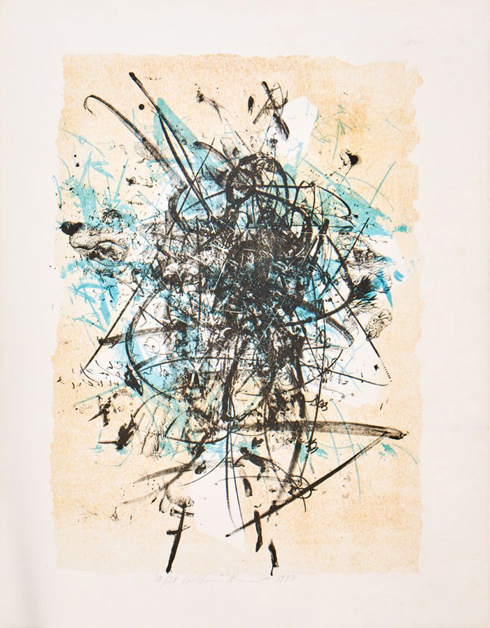Untitled; 1987