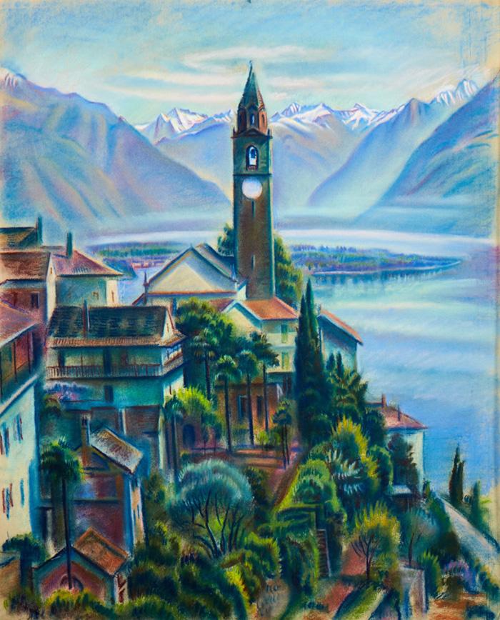 Ronca sopra Ascona; 1932
