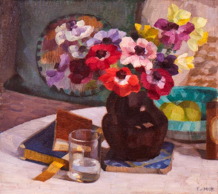 Anemones Bouquet; 1913