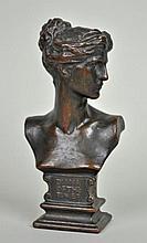 AUGUSTUS SAINT-GAUDENS (American, 1848-1907)