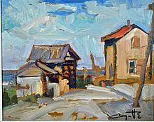 LEO AYOTTE (Canadian, 1909-1976)