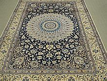 11.6 X 8.3 SIGNED PERSIAN RUG