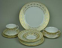 133-PIECE MINTON 'JUBILEE' CHINA SET