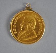 1983 GOLD KRUGERAND
