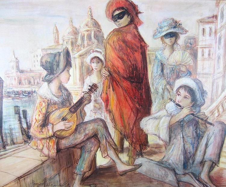 JACQUES LALANDE (France, b.1921)