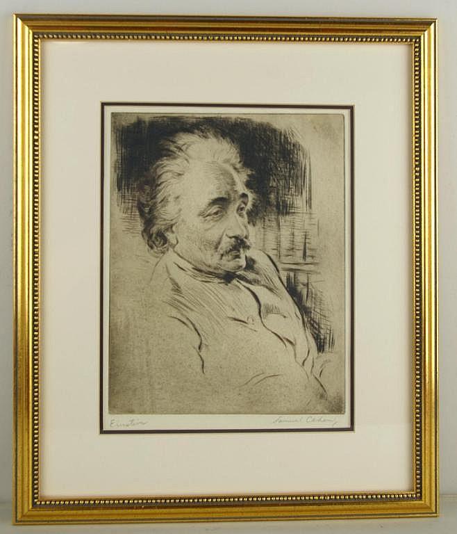SAMUEL CAHAN (New York, 1876-1974)