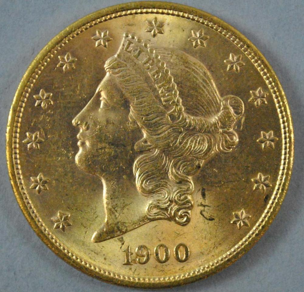 1900 us gold coin