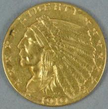 United States $2 50 Quarter Eagle Gold Coins for Sale at