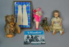 (6) PIECE VINTAGE COLLECTIBLE GROUP
