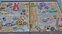 (40+) SIGNED COSTUME JEWELRY SETS