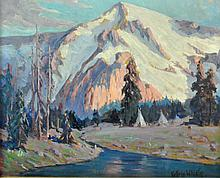 KATHRYN WOODMAN LEIGHTON (American, 1875-1952)