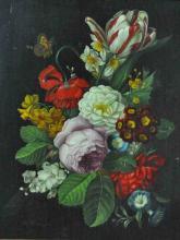 LINA KRAUSE (German, 1857-1916)