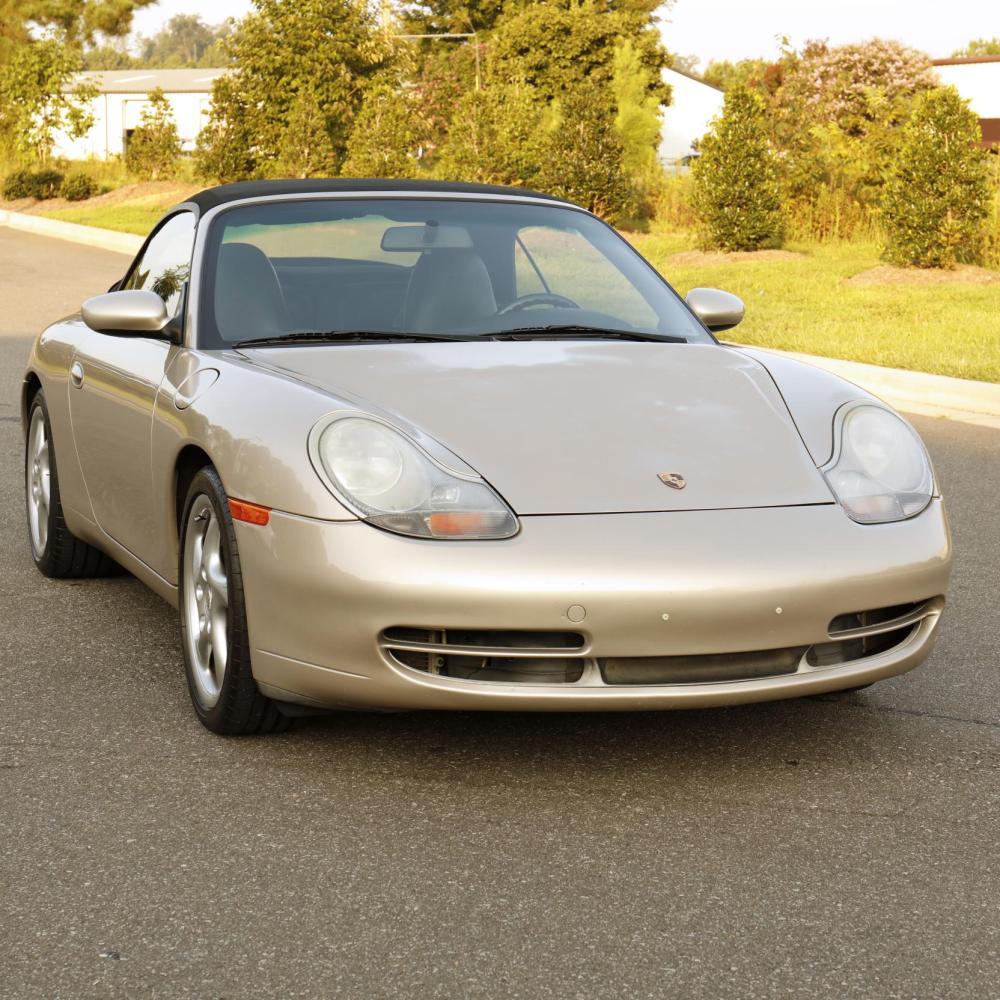 1999 Porsche 911 Carrera Convertible