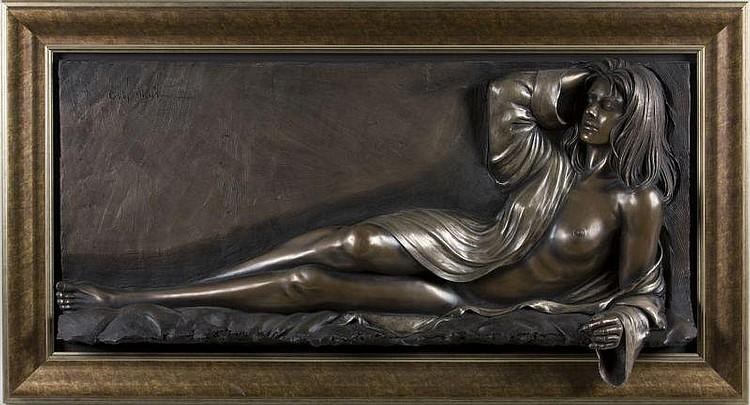 Bill Mack (MN, b. 1949), Female Nude