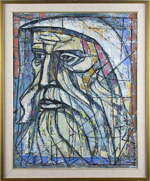 Irving Amen (NY/FL, 1918-2007), Moses