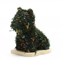 after Jeff Koons (American, b. 1955), <i>Hecho a Mano - Flower Puppy</i>