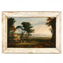 Continental School (circa 1800), The Roman Campagna