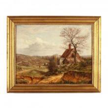 Peter Macnab (British, 1830-1900), A Rural View