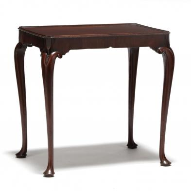 English Queen Anne Tea Table